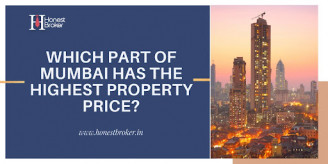 WHICH PART OF MUMBAI HAS THE HIGHEST PROPERTY PRICE?