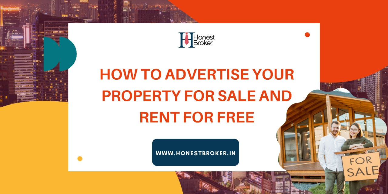How to advertise your property free for sale/rent.