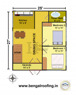 Brand New 2bhk Home On Sale