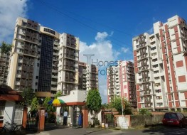 King Size 3bhk Flat With Lake View & Big Open Terrace For Rent