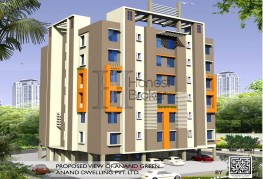 2 Bhk In Palm Block Anand Green