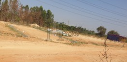 Residential/commercial Ploted Land For Sale In Hoskote.