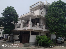 3 Side Open, 3 Storey East Facing Gda Alloted Beautiful House